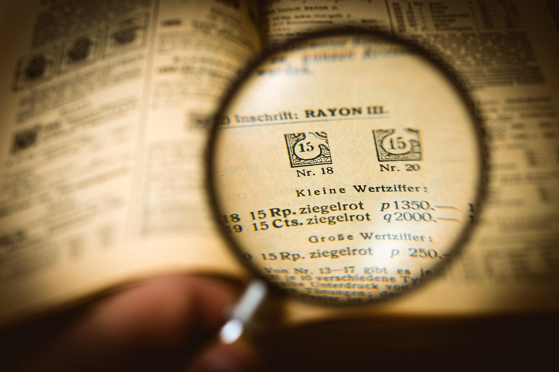 falsificación de documentos y detectives privados